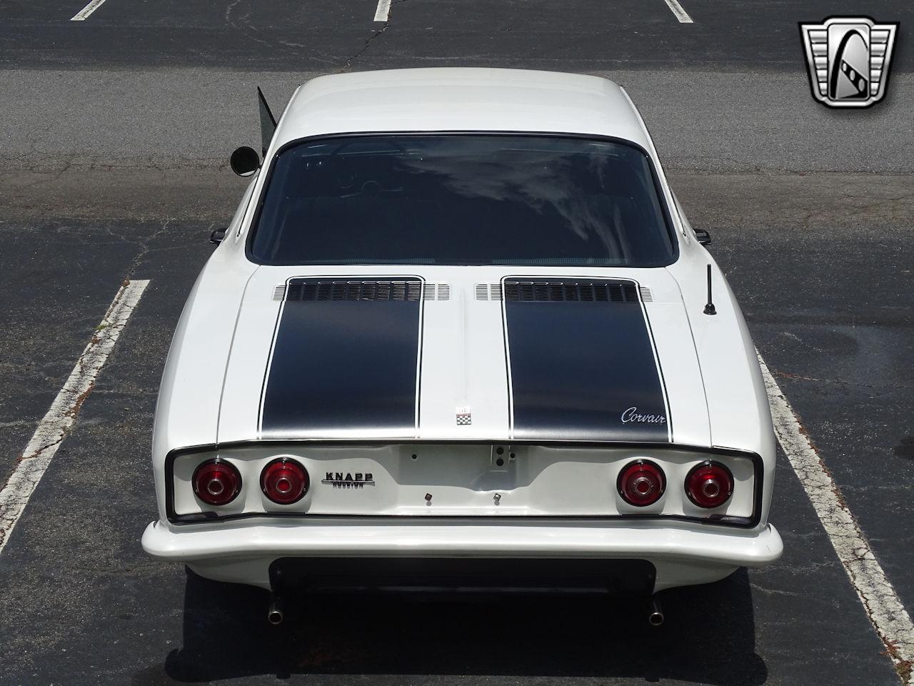 1966 Chevrolet Corvair 30