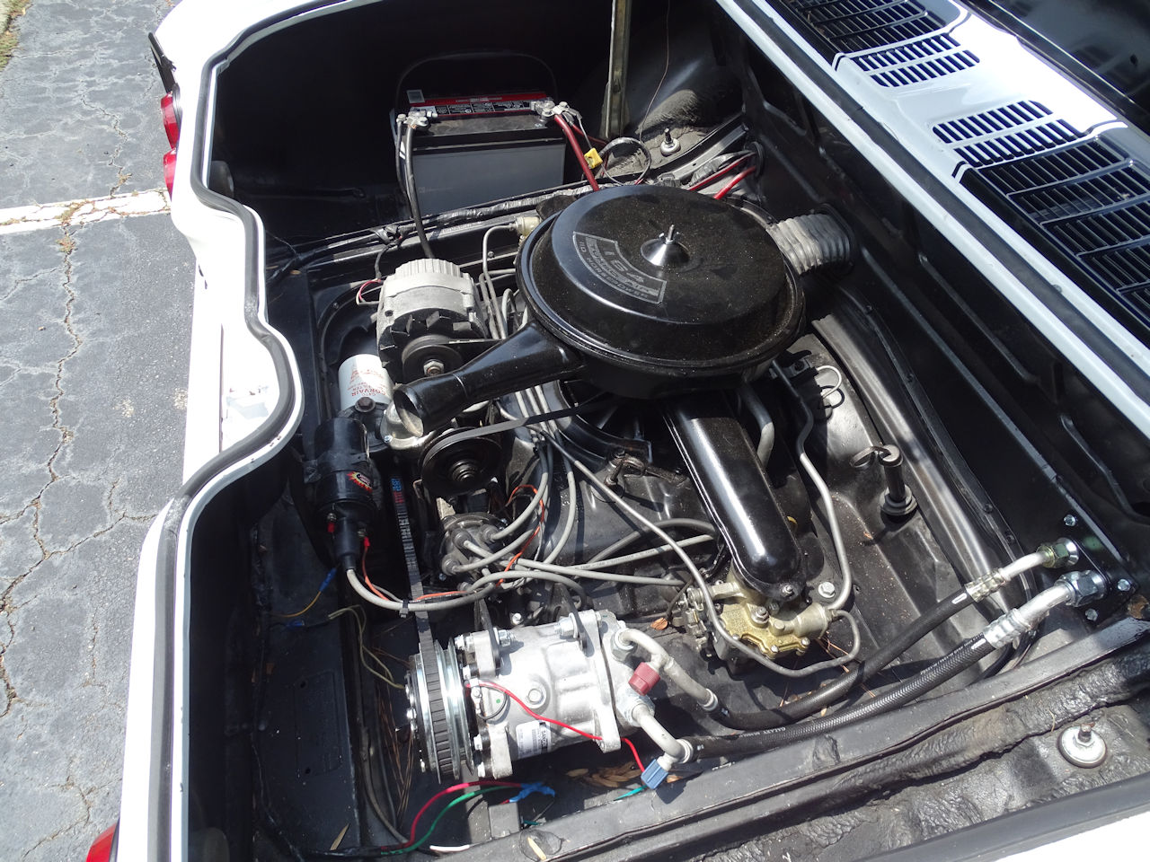 1966 Chevrolet Corvair 82