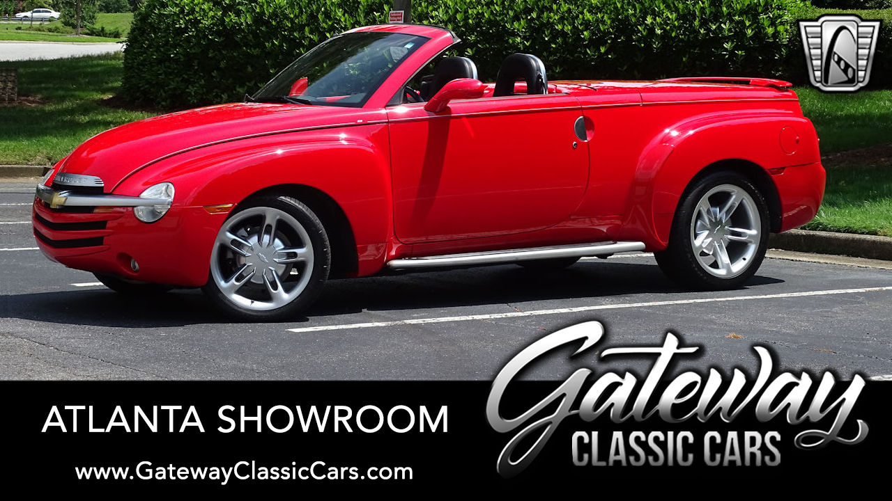 Used 2004 Chevrolet SSR
