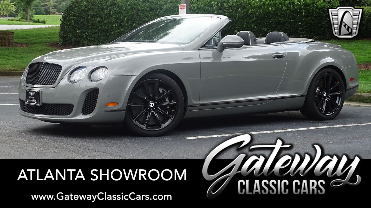 Used 2011 Bentley Continental