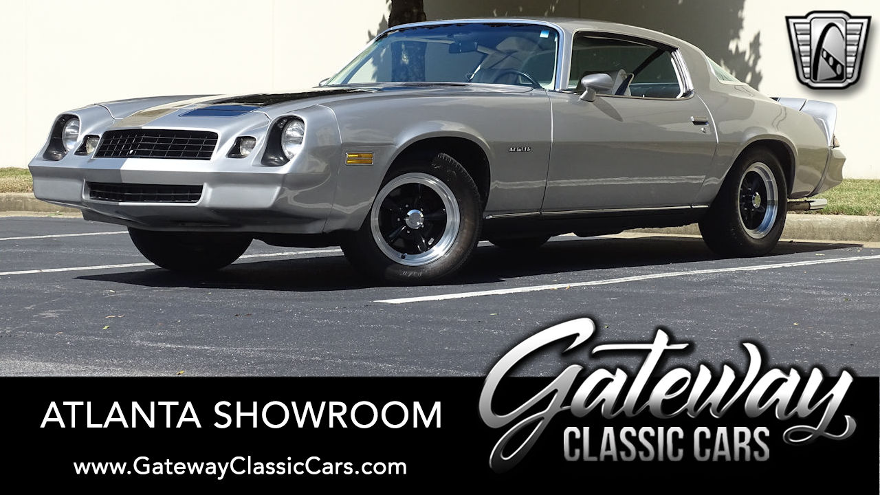 Used 1978 Chevrolet Camaro