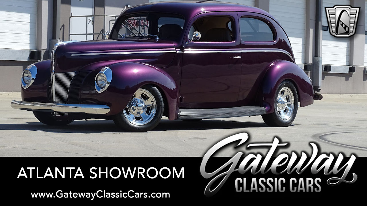 Used 1940 Ford Deluxe