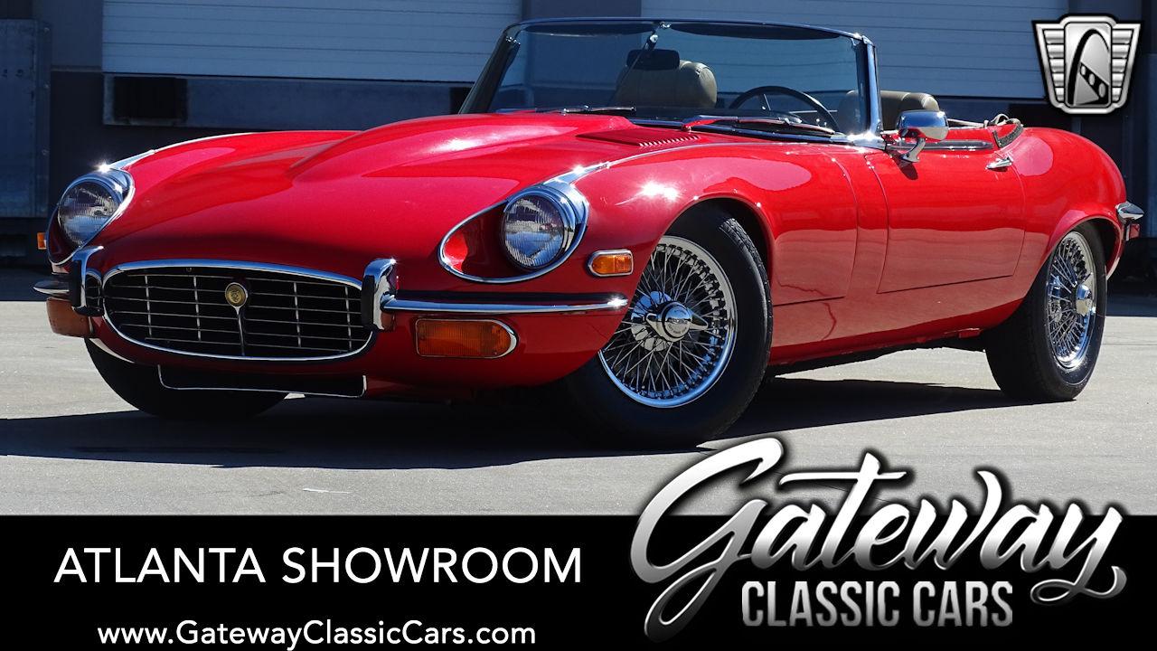Used 1972 Jaguar XKE
