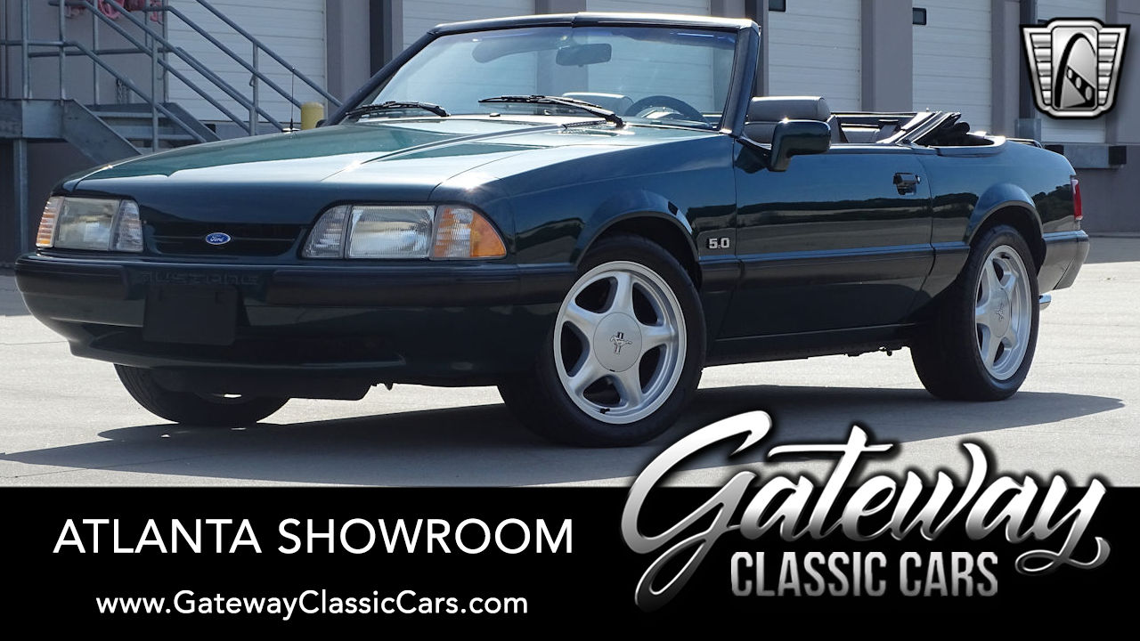 Used 1991 Ford Mustang