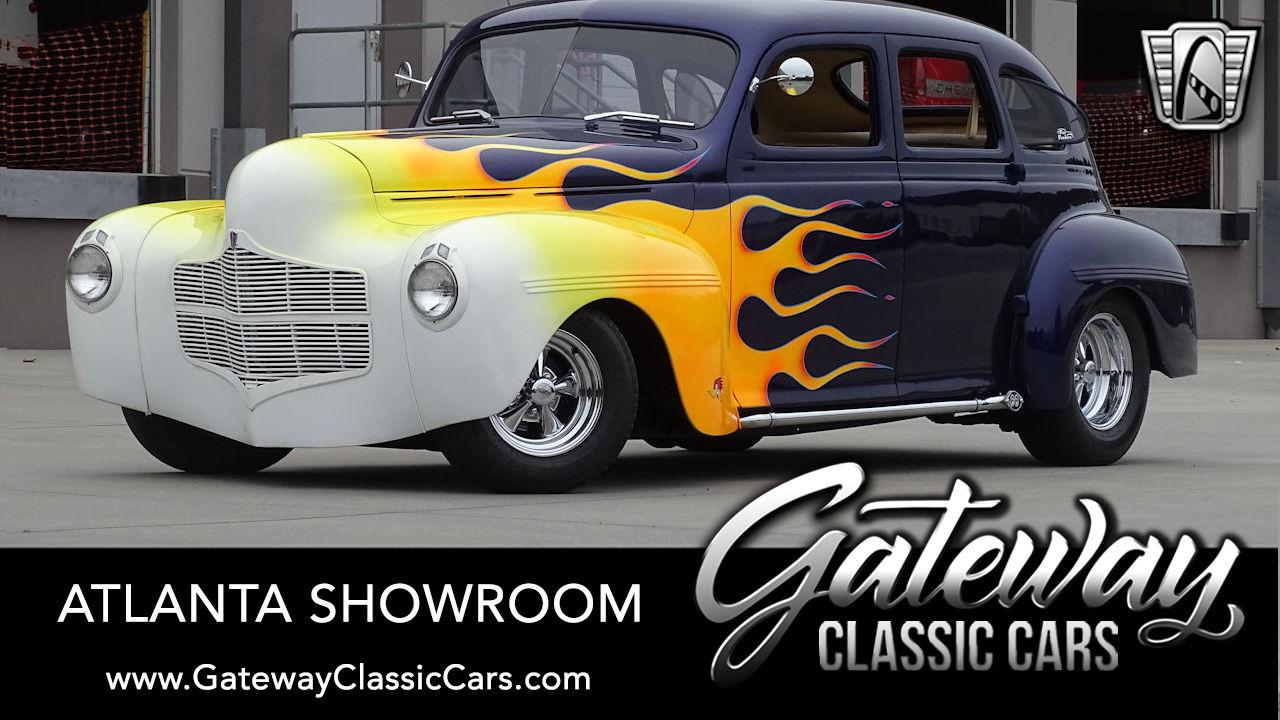 1940 Dodge Luxury Liner