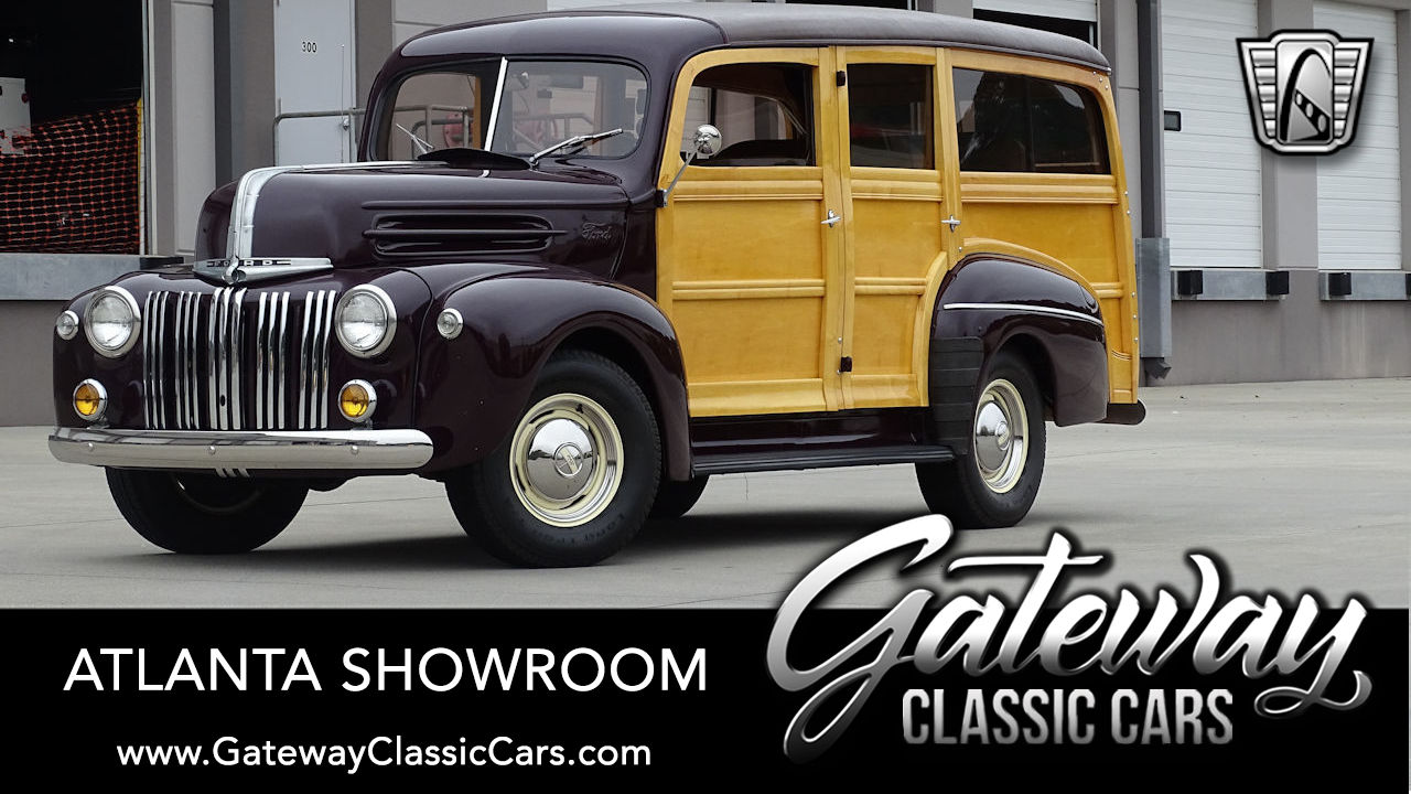 Used 1942 Ford Woody