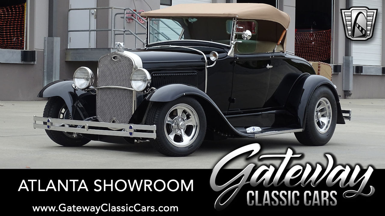 Used 1931 Ford Model A Roadster