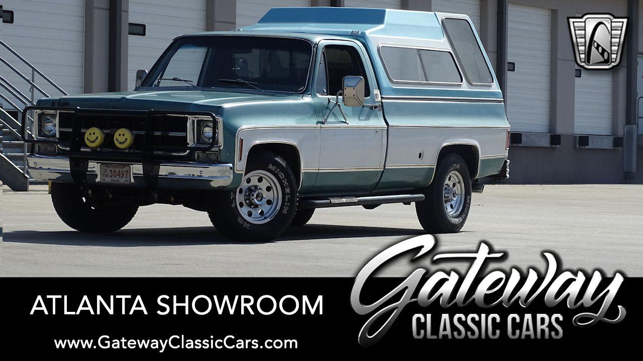 1977 GMC C2500