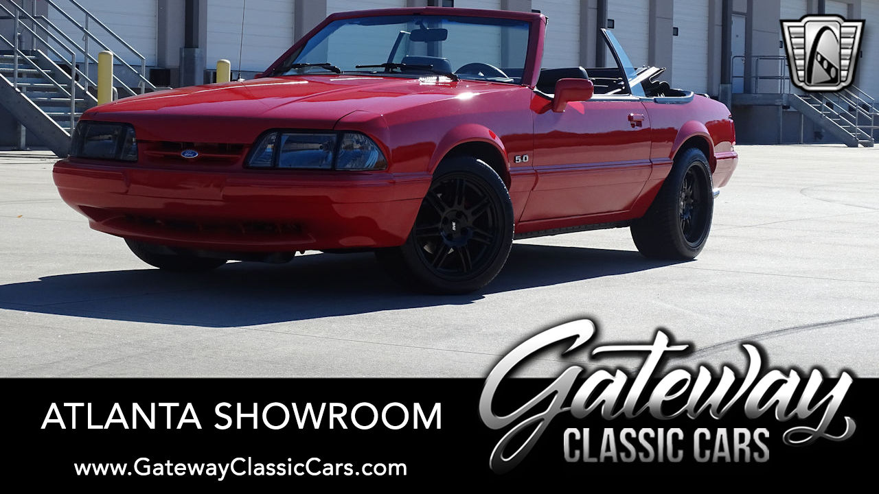 Used 1990 Ford Mustang