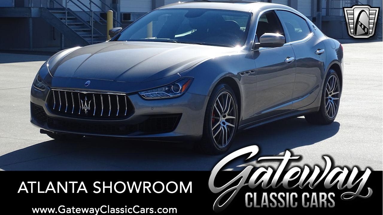 Used 2019 Maserati Ghibli