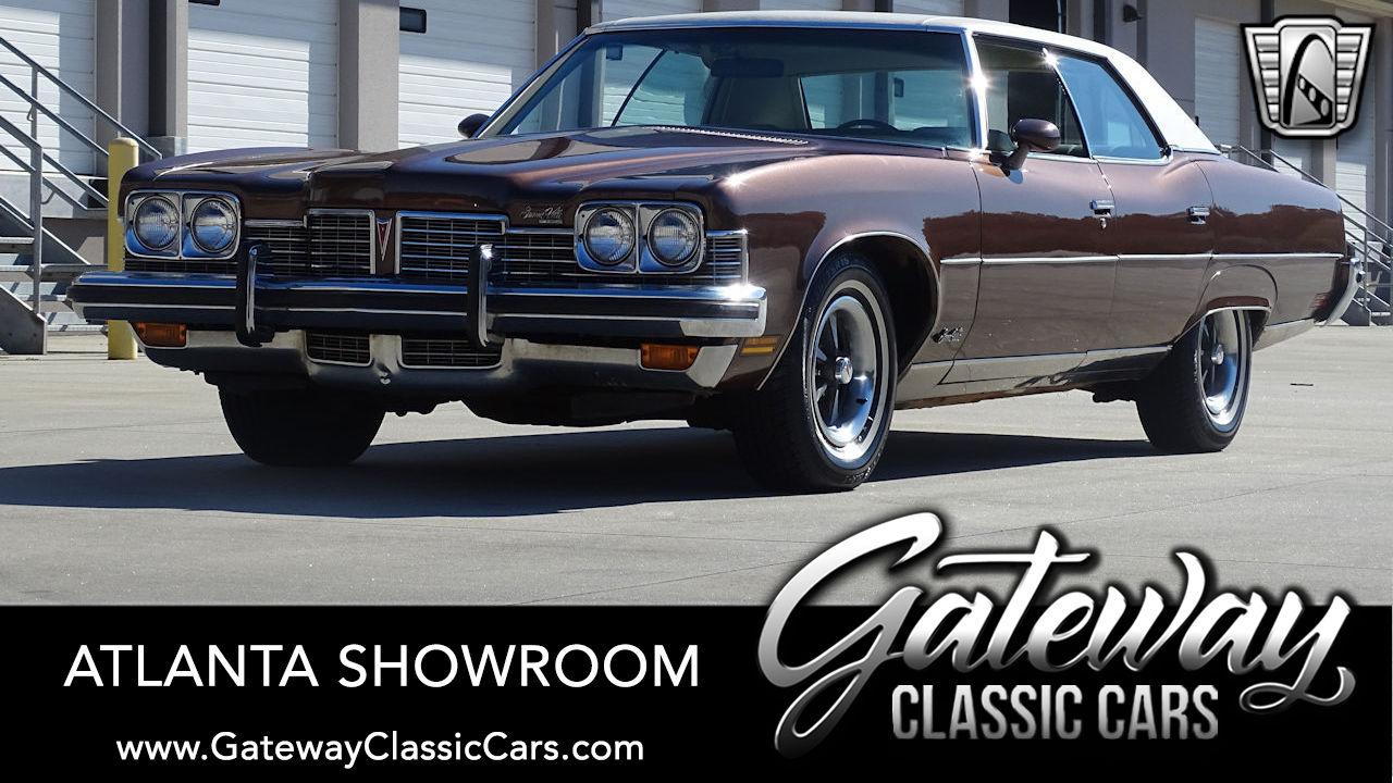 Used 1973 Pontiac Grandville