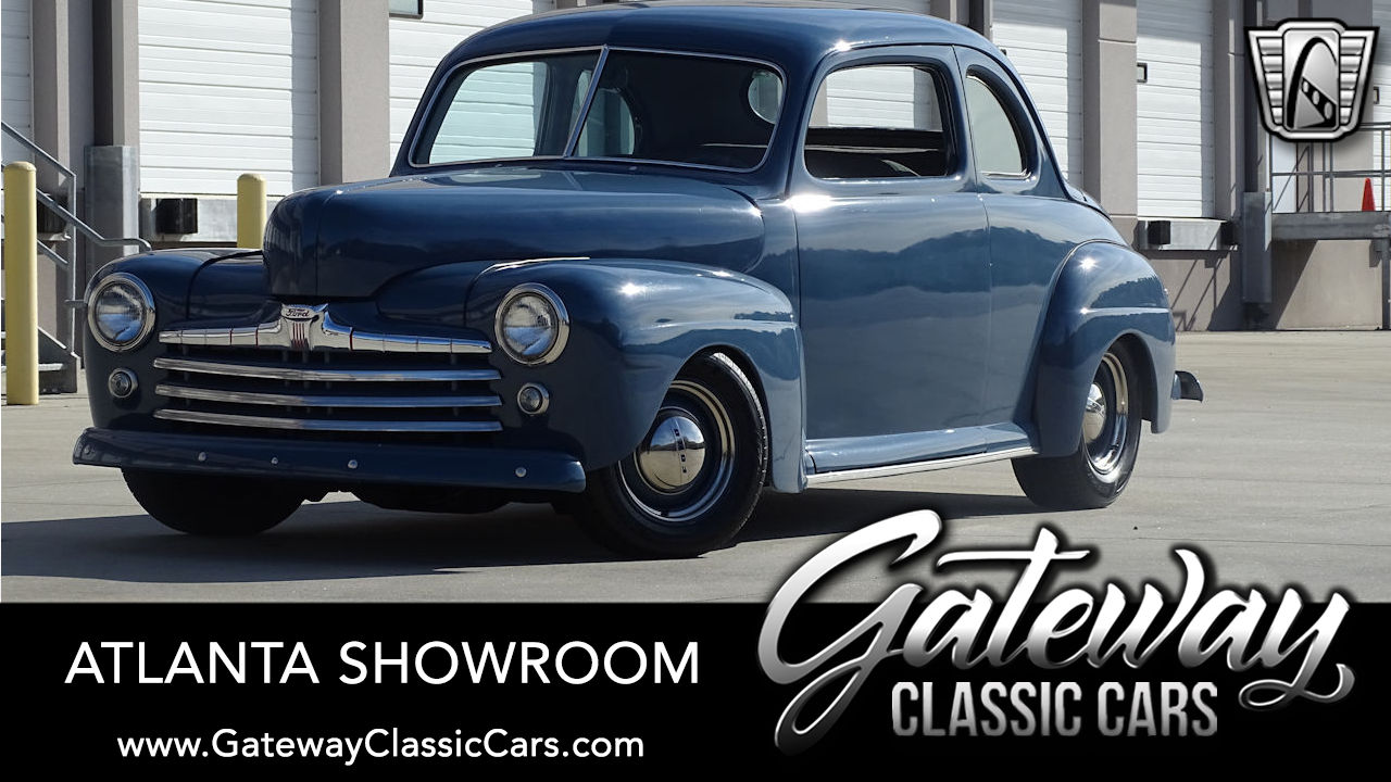 Used 1947 Ford Coupe