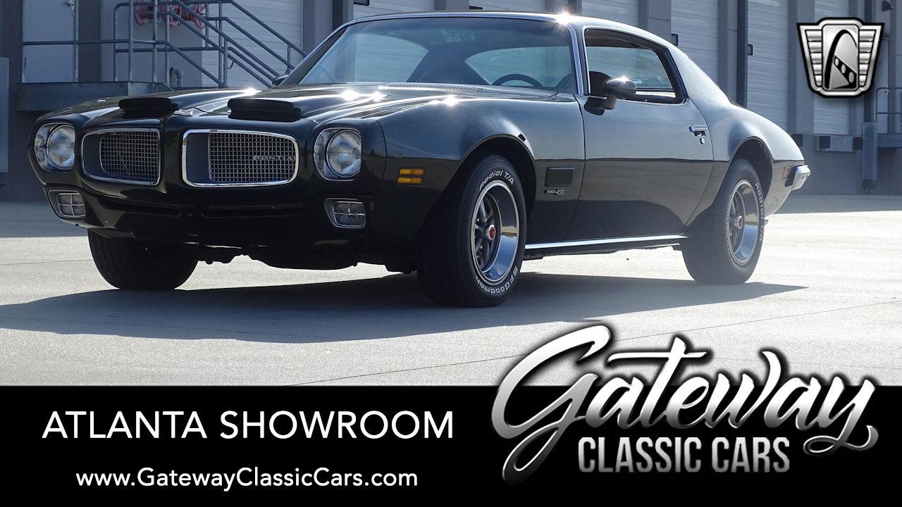 Used 1971 Pontiac Firebird