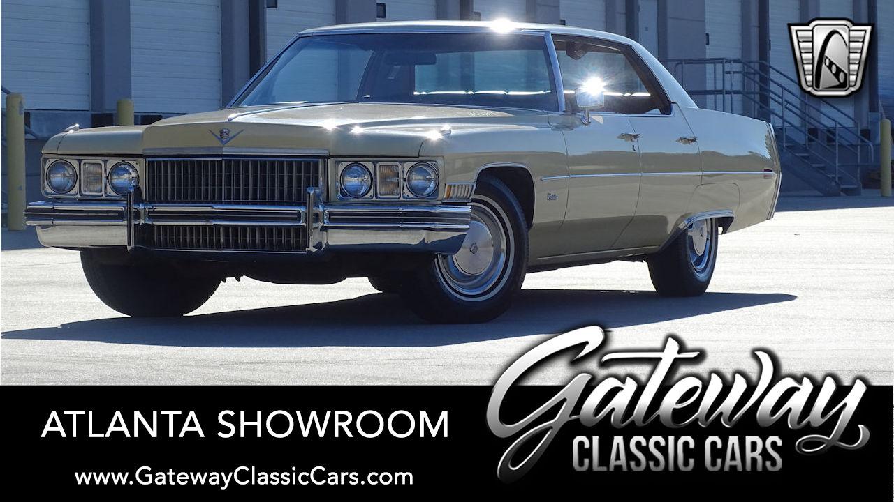 1973 Cadillac Calais