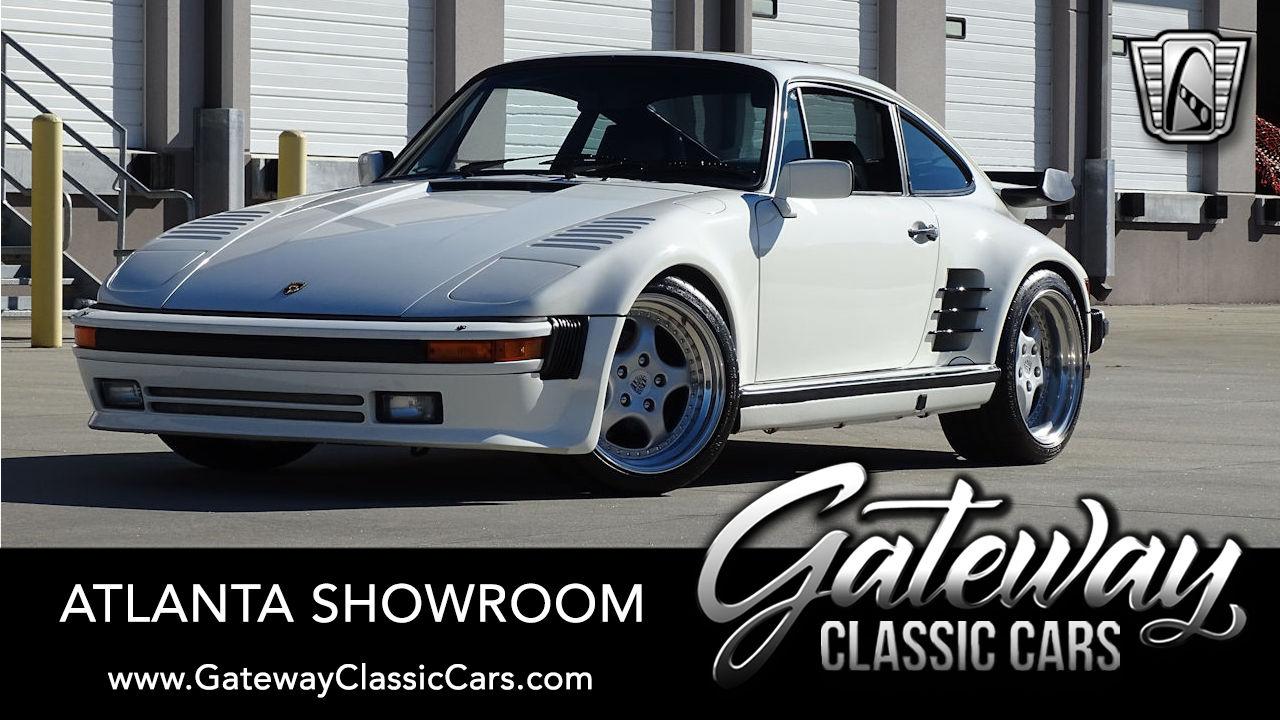 1986 Porsche 911