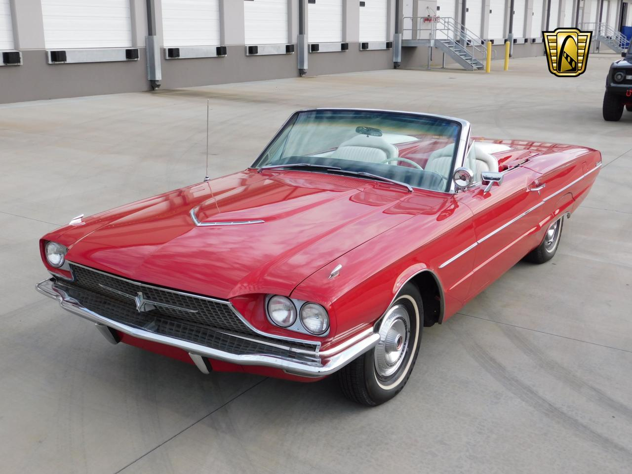 1966 ford thunderbird gateway classic cars 625 atl. Black Bedroom Furniture Sets. Home Design Ideas
