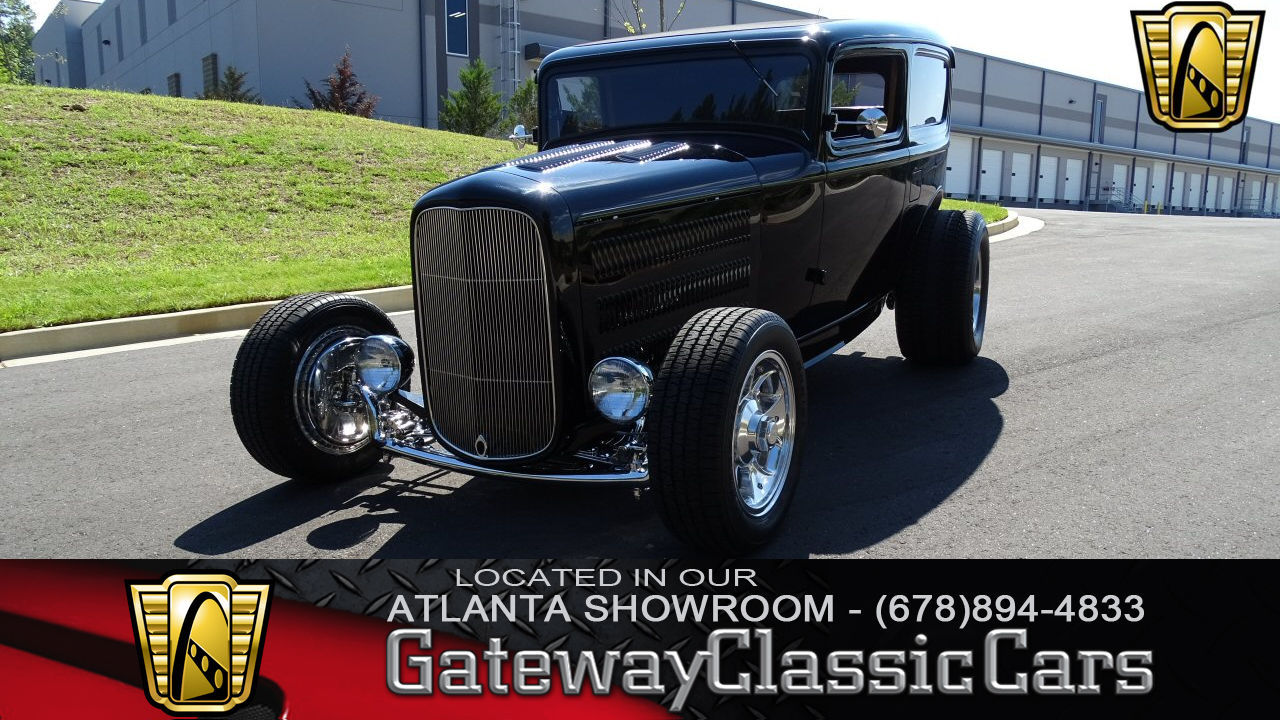 Used 1932 Ford Sedan Delivery
