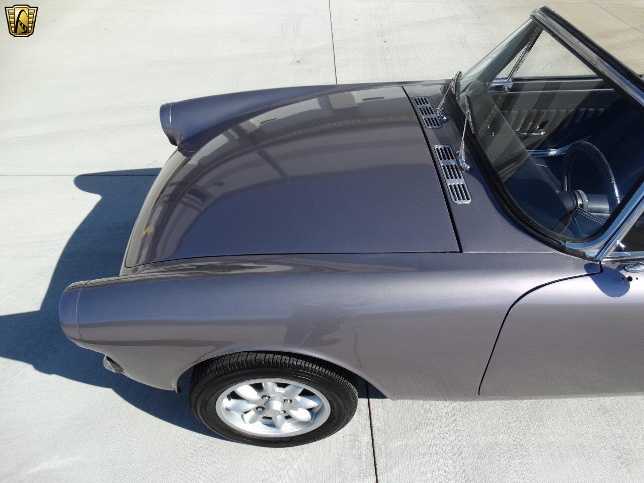 1965 Sunbeam Tiger 7