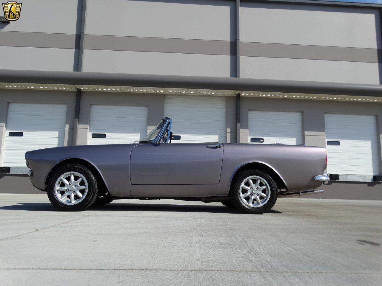 1965 Sunbeam Tiger 11
