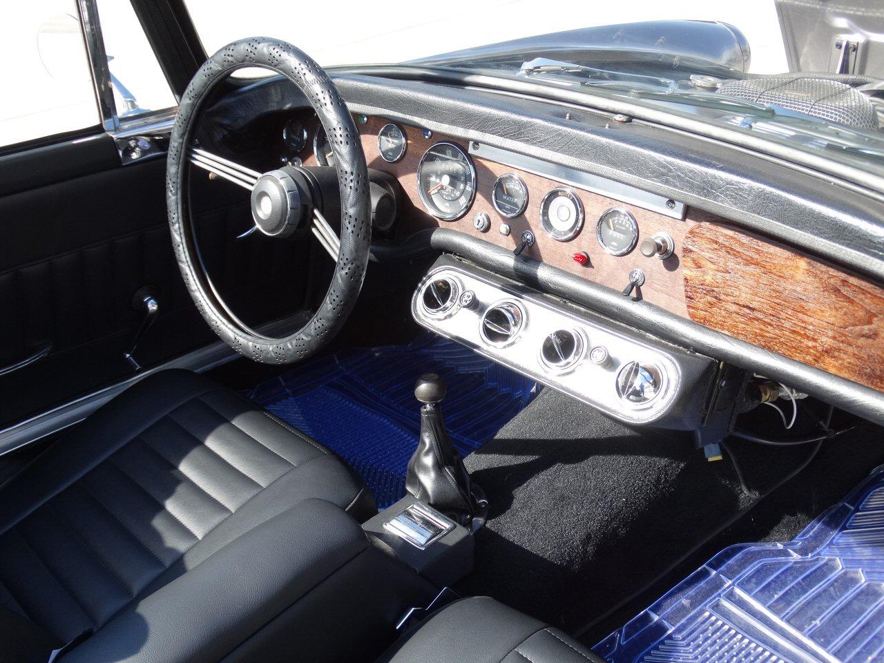 1965 Sunbeam Tiger 49