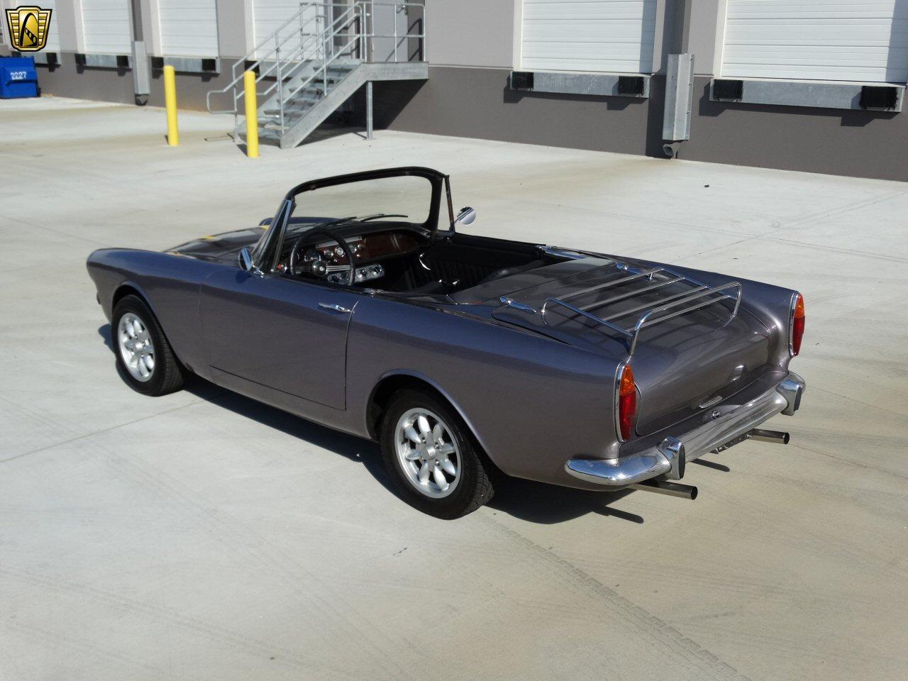 1965 Sunbeam Tiger 51