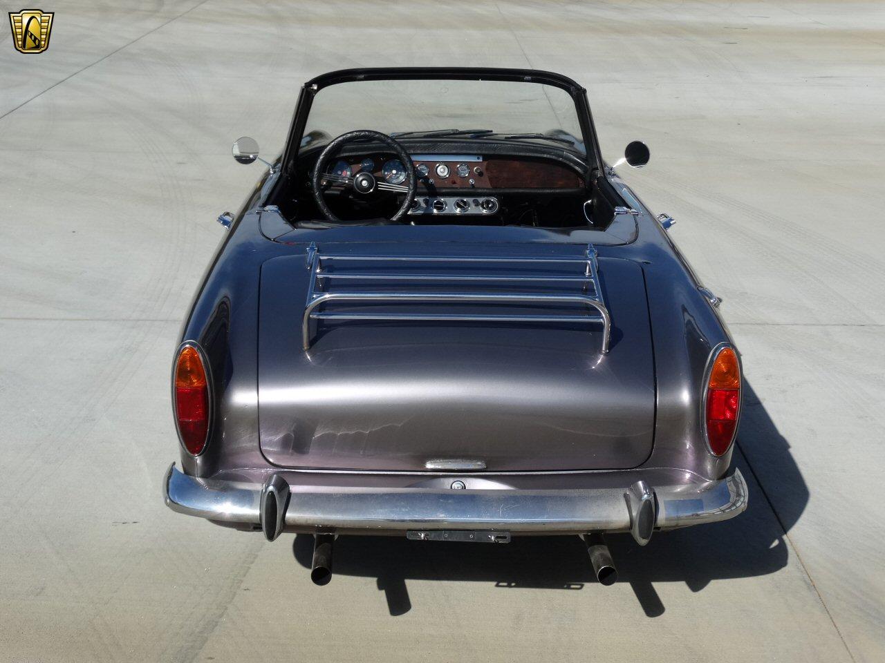 1965 Sunbeam Tiger 64