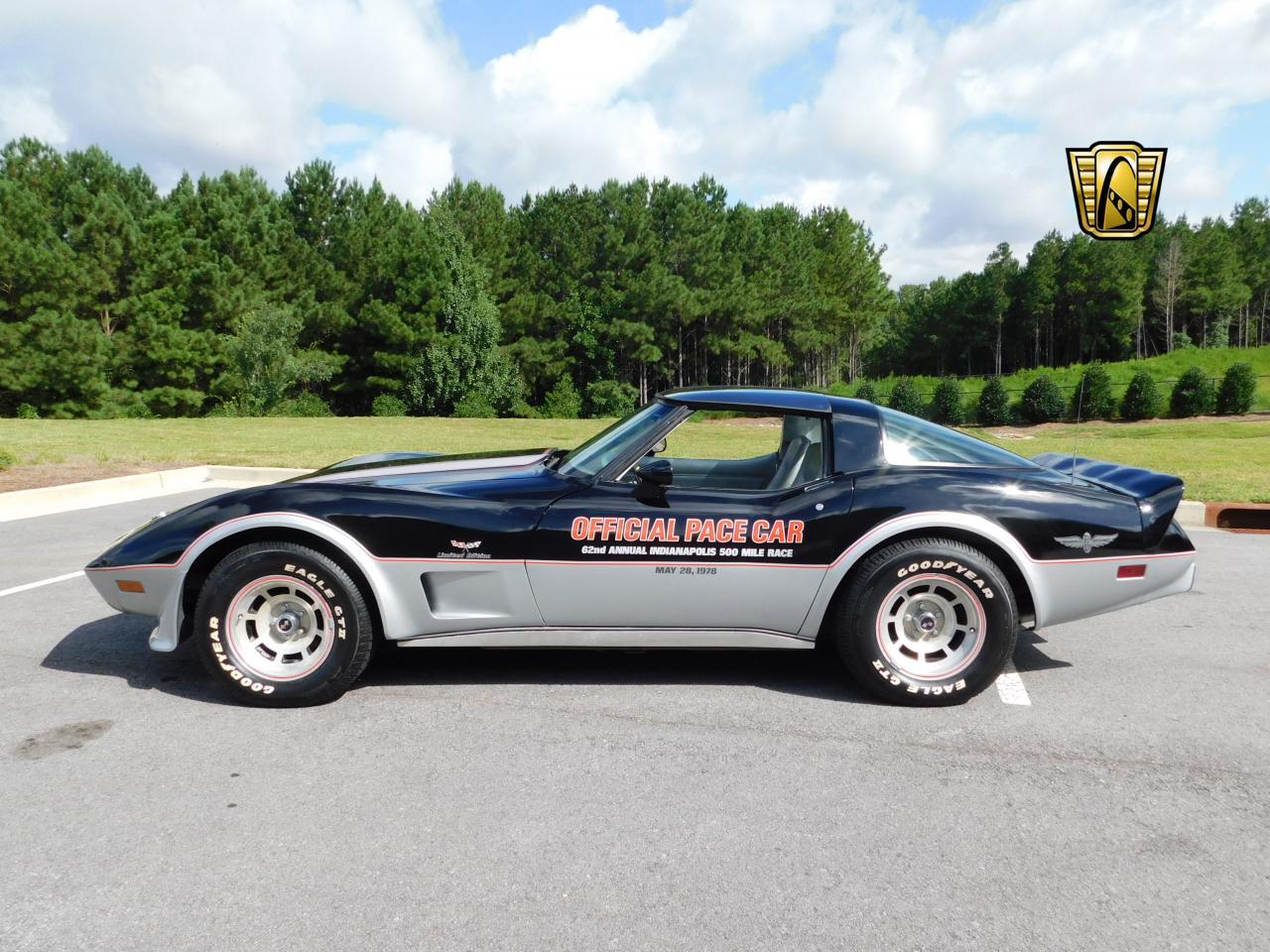 1978 Chevrolet Corvette 7