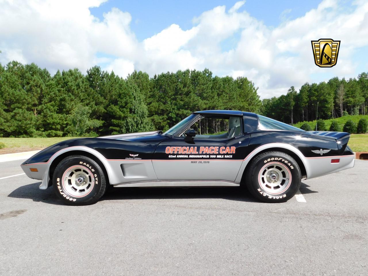 1978 Chevrolet Corvette 12
