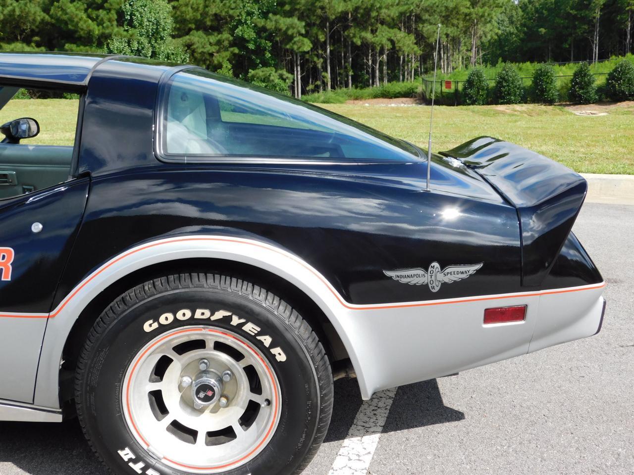 1978 Chevrolet Corvette 33