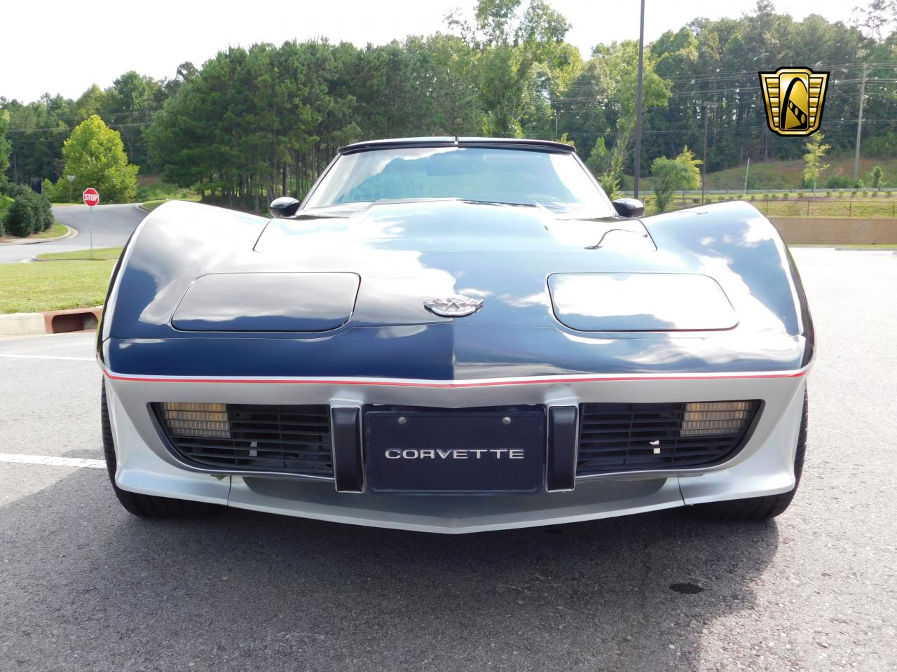 1978 Chevrolet Corvette 35