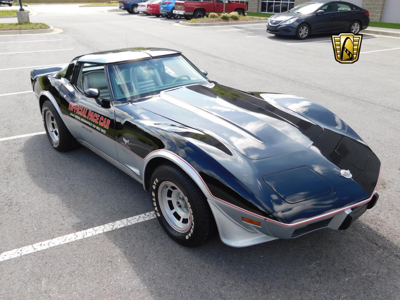 1978 Chevrolet Corvette 39