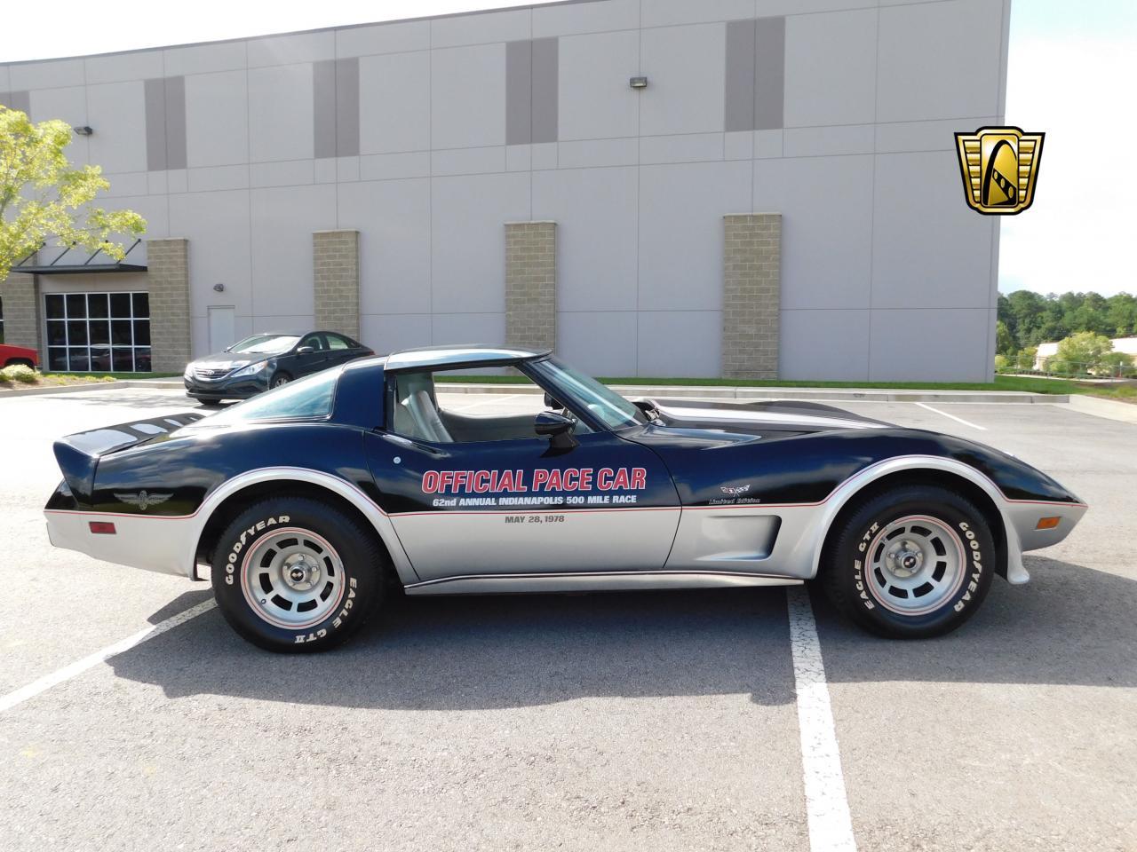 1978 Chevrolet Corvette 53