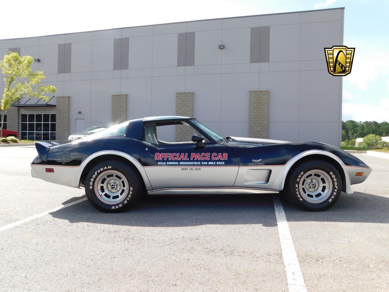 1978 Chevrolet Corvette 57
