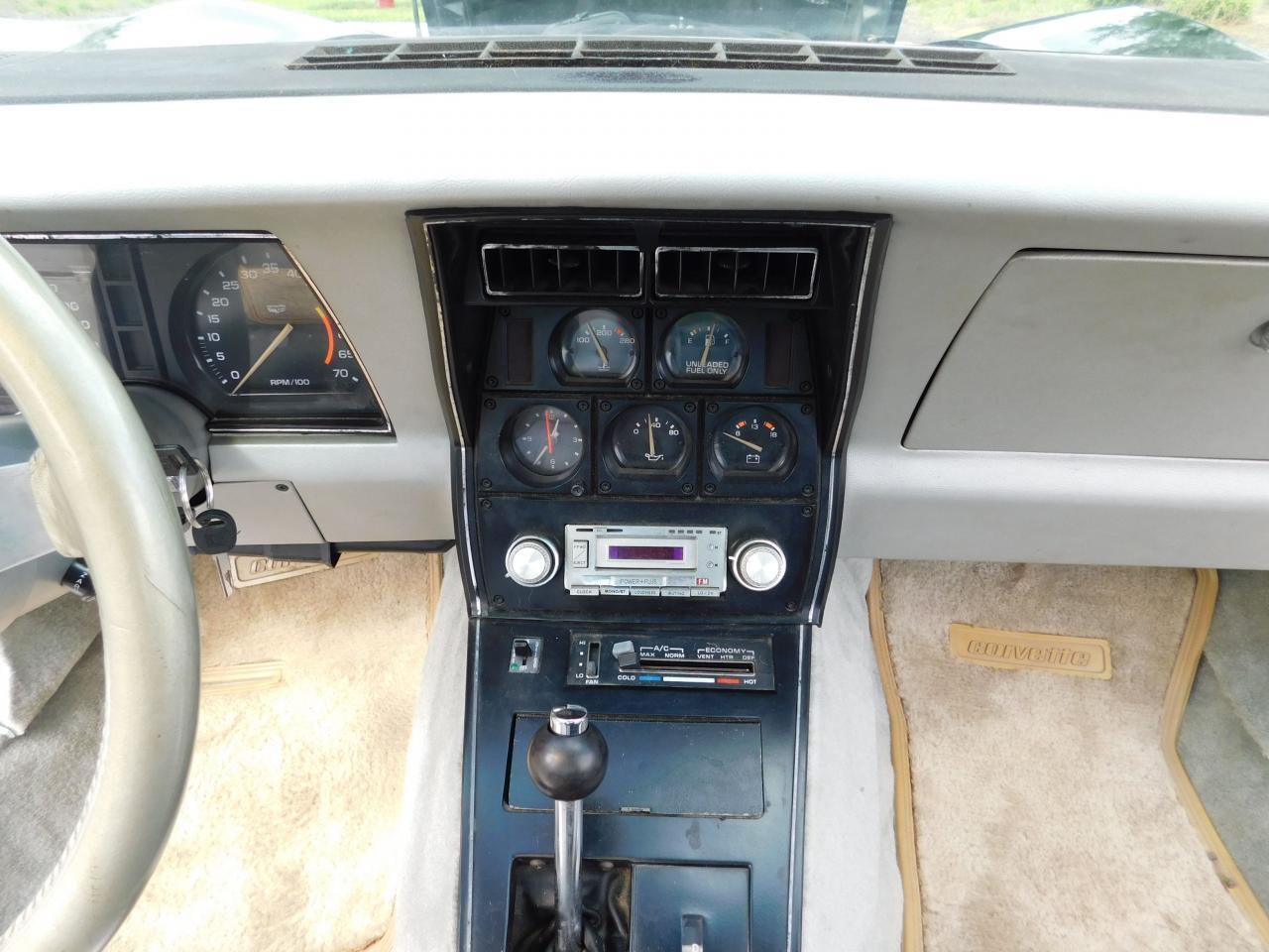 1978 Chevrolet Corvette 86