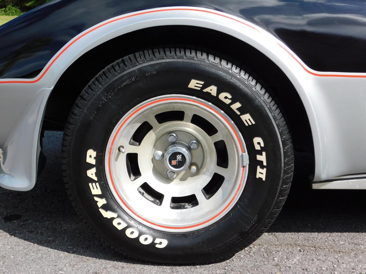 1978 Chevrolet Corvette 93