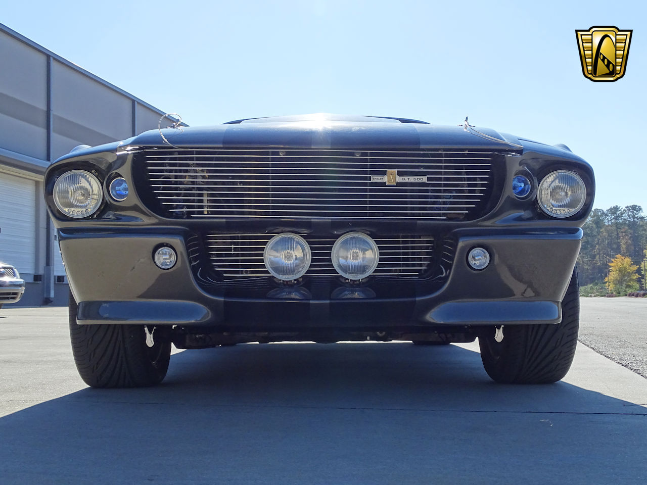 1967 Ford Mustang 2