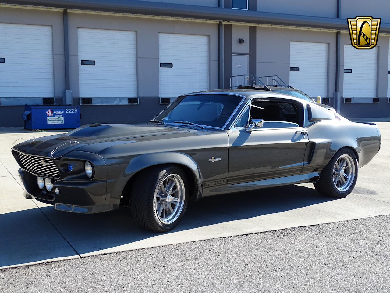 1967 Ford Mustang 14