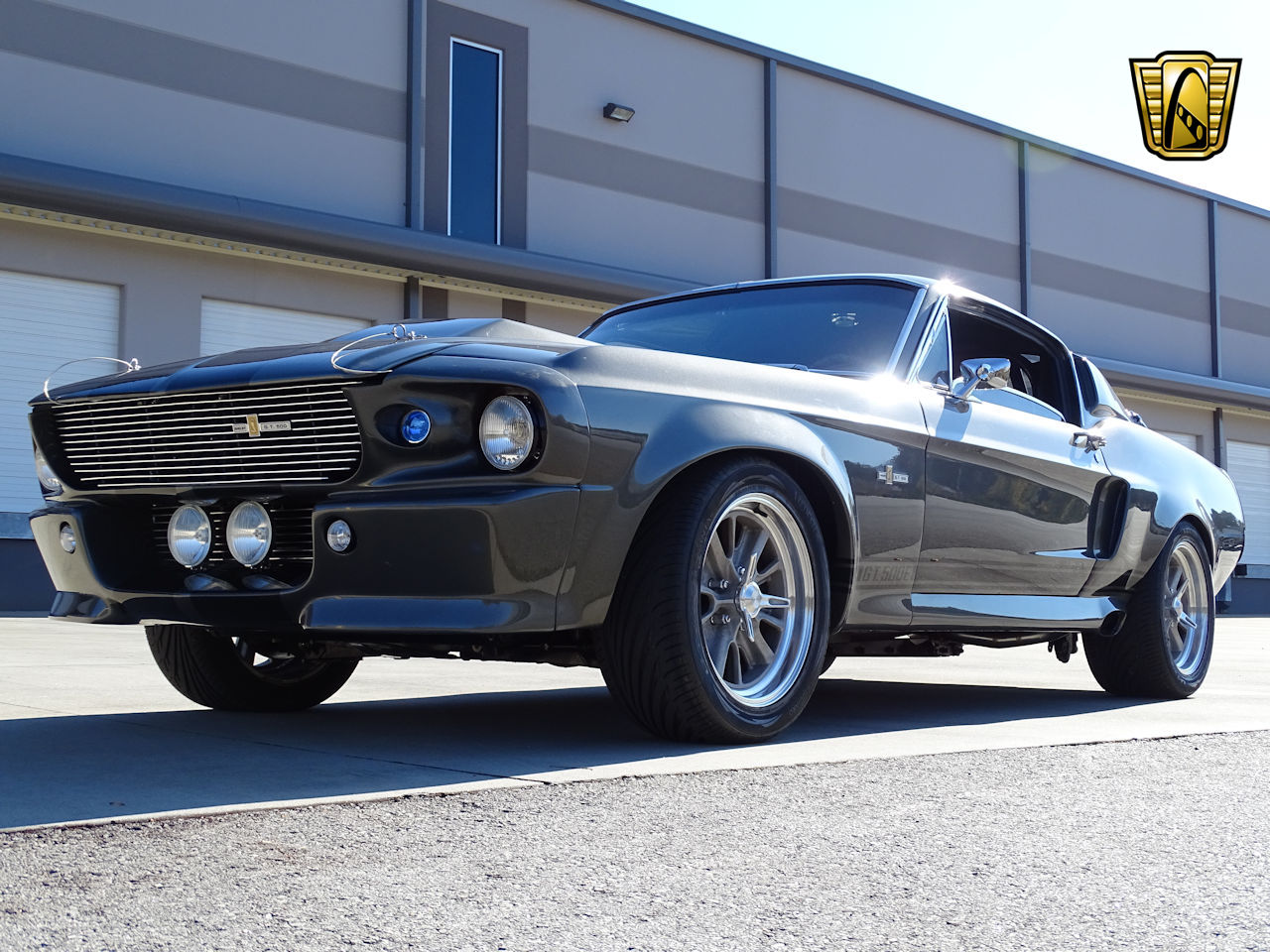 1967 Ford Mustang 17