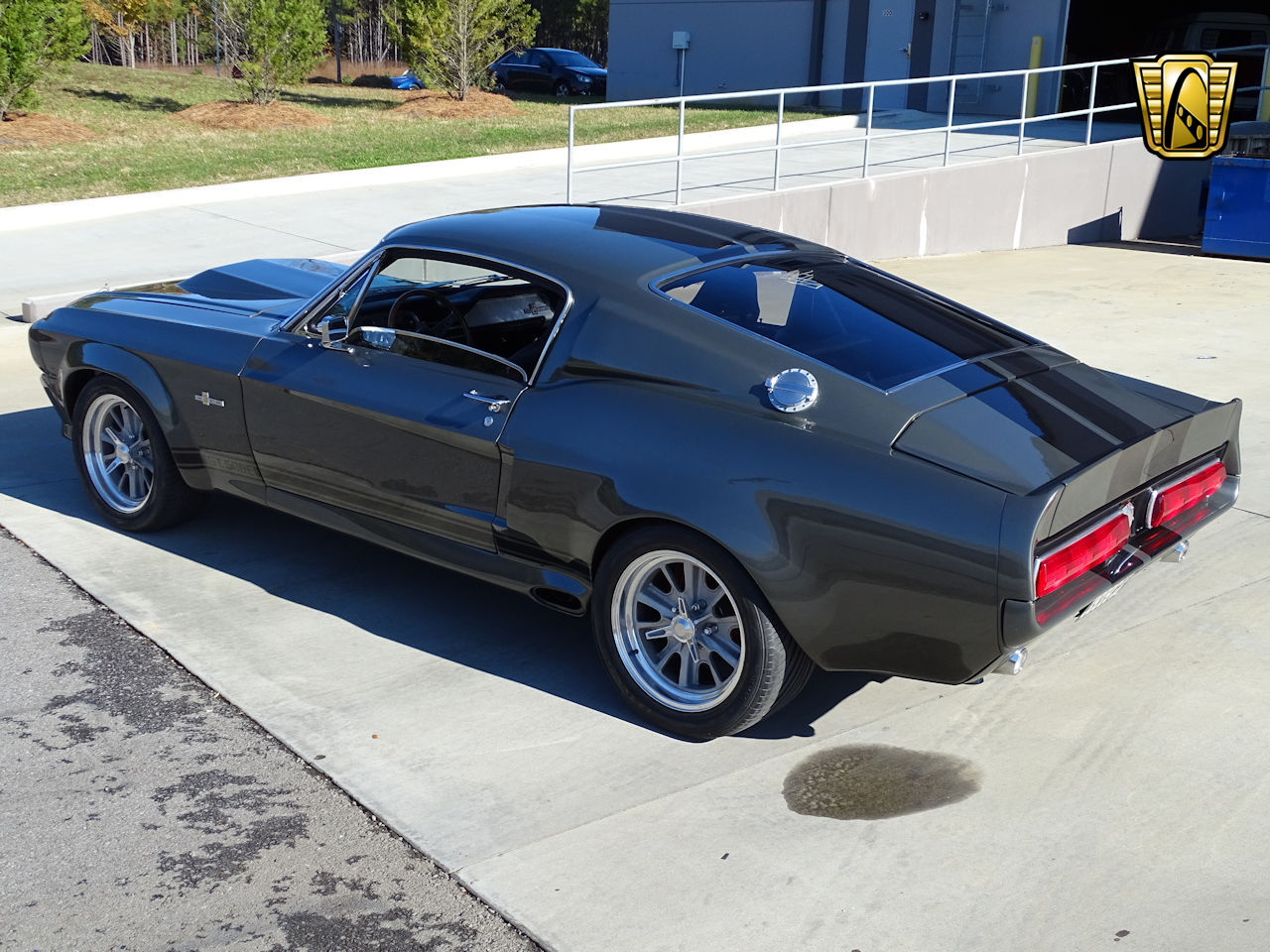 1967 Ford Mustang 56