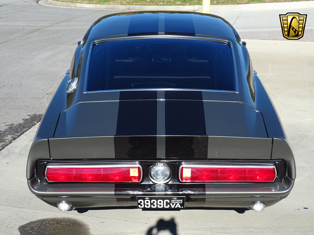 1967 Ford Mustang 70