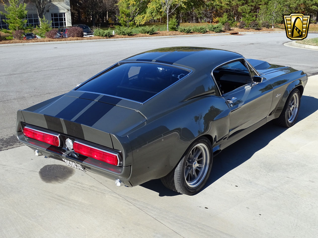 1967 Ford Mustang 85