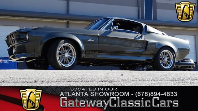 1967 Ford Mustang GT500E Tribute