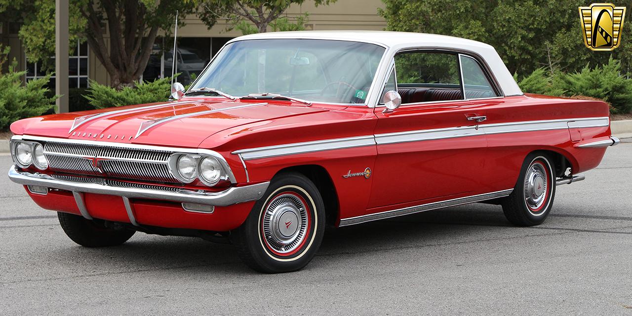 1962 Oldsmobile Jetfire For Sale | AllCollectorCars com