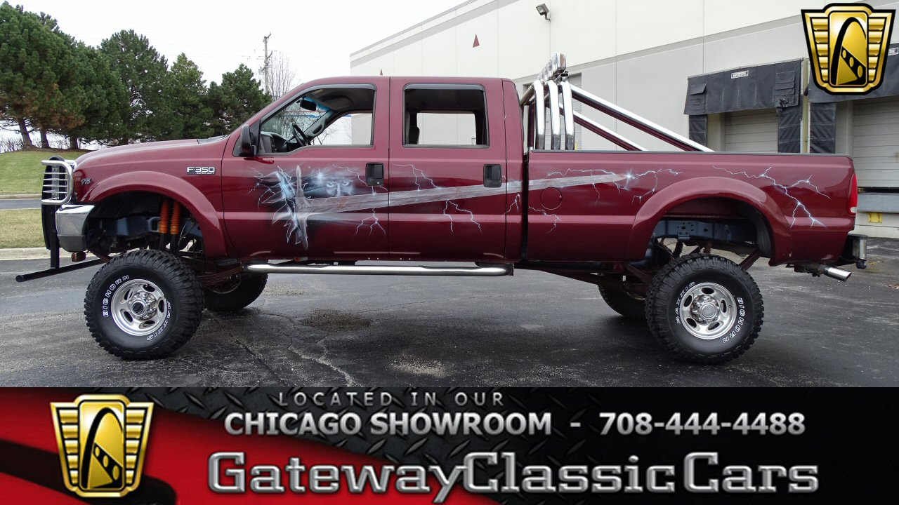 Used 1999 Ford F350