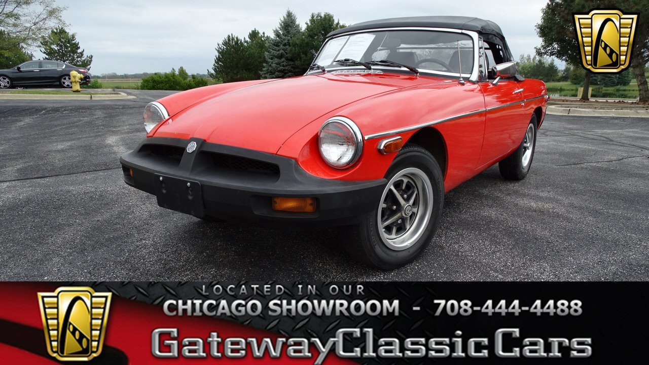 Used 1979 MG MGB