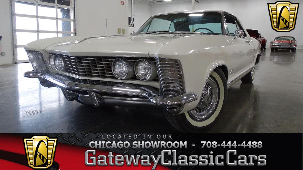 Used 1963 Buick Riviera