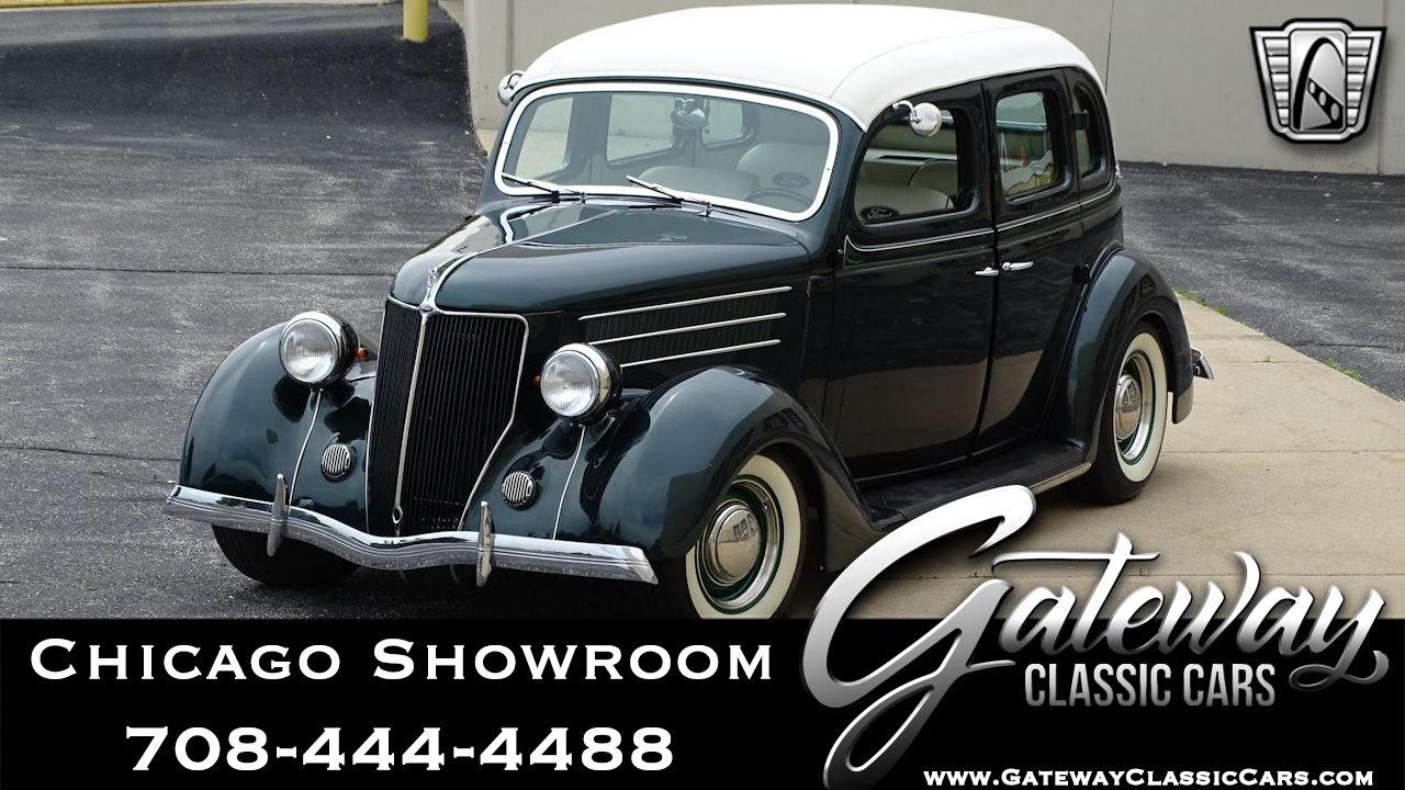 Used 1936 Ford Sedan