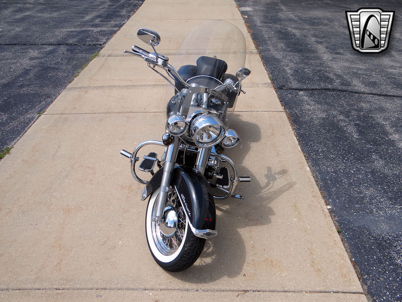 2006 Harley Davidson FLSTNI 21