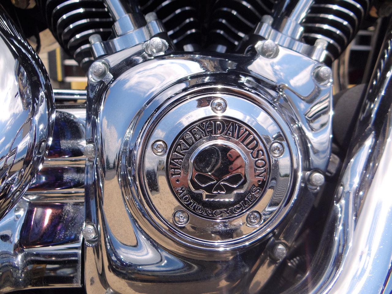 2006 Harley Davidson FLSTNI 85