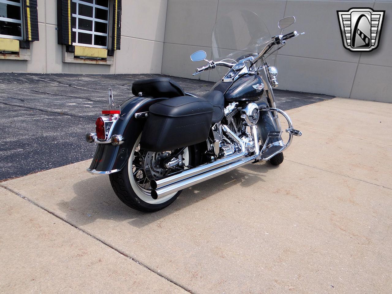 2006 Harley Davidson FLSTNI 70